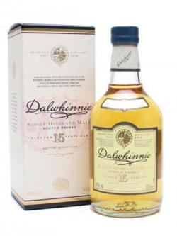 Dalwhinnie 15 Year Old / Small Bottle Highland Whisky