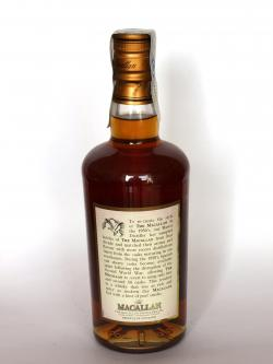 Macallan Fifties Back side