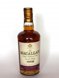 Macallan Fifties Front side