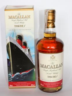 Macallan Thirties