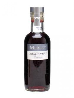 Merlet Creme de Mure Blackberry Liqueur / Small Bottle