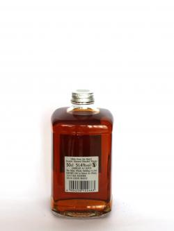 Nikka from the barrel Back side