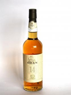 Oban 14 year Front side