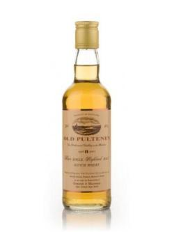 Old Pulteney 8 Year Old 35cl (Gordon and MacPhail)