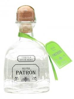 Patron Silver Tequila / Small Bottle