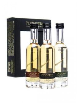 Penderyn Miniature Selection Welsh Single Malt Whisky