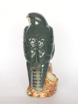 Whyte & Mackay Royal Doulton Falcon Back side