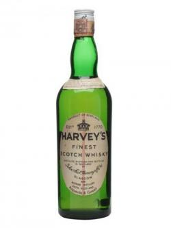 Harveys Finest Scotch Whisky / Bot.1970s Blended Scotch Whisky