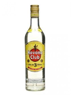 Havana Club 3 Year Old Rum / Anejo