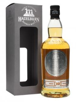 Hazelburn 10 Year Old Campbeltown Single Malt Scotch Whisky