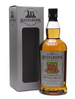 Hazelburn 12 Year Old / 2010 Release Campbeltown Whisky