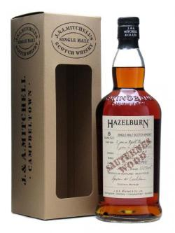 A bottle of Hazelburn 2002 / 8 Year Old / Sauternes Finish Campbeltown Whisky