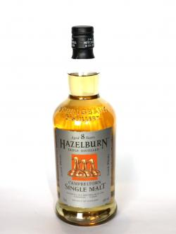 Hazelburn 8 year Front side