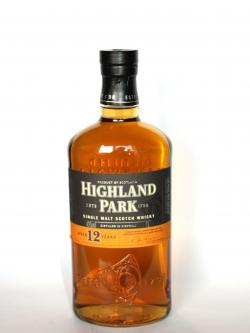 Highland Park 12 year Front side