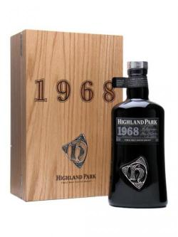 Highland Park 1968 / Orcadian Vintage Island Single Malt Scotch Whisky