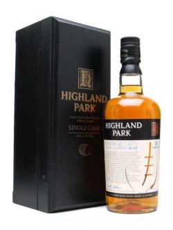 A bottle of Highland Park 1975 / 32 Year Old /  Cask:3112 Island Whisky