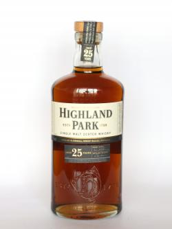 Highland Park 25 year Front side