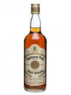 Highland Park 8 Year Old / Bot.1980s Island Single Malt Scotch Whisky