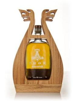 A bottle of Highland Park Thor - 16 Year Old