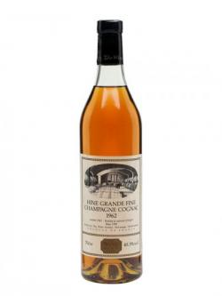 Hine 1962 Early Landed Cognac / Bot.1990 / Wine Society