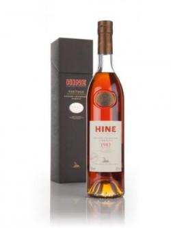 Hine 1983 Early Landed - Grande Champagne Cognac