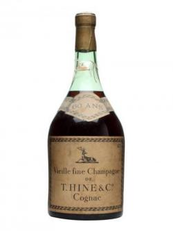 Hine Vielle Fine Champagne / 60 Year Old / Late 19th Century