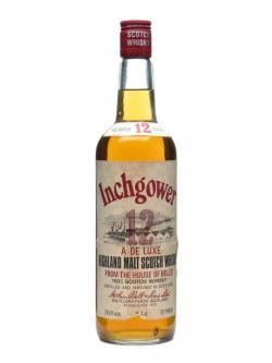 Inchgower 12 Year Old / Bot.1970s Speyside Single Malt Scotch Whisky