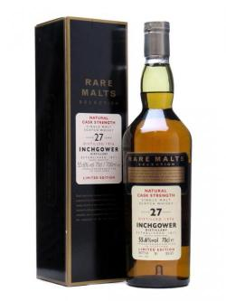 Inchgower 1976 / 27 Year Old Speyside Single Malt Scotch Whisky