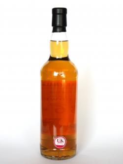 Inchgower 36 year Single Cask Master of Malt Back side