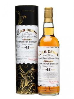 Invergordon 1966 / 45 Year Old / Bourbon Cask HH7254 Single Whisky