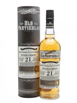 Invergordon 1994 / 21 Year Old / Old Particular Single Whisky
