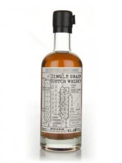 A bottle of Invergordon - Batch 1 (That Boutique-y Whisky Company)