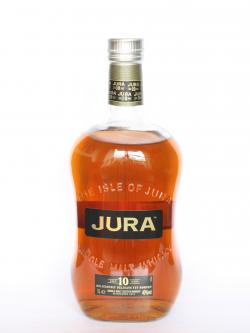 Isle of Jura 10 year Origins Front side