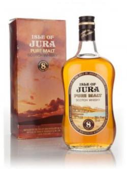 Isle of Jura 8 Year Old (75cl) - 1970s