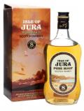 A bottle of Isle of Jura 8 Year Old / Bot.1970s Island Single Malt Scotch Whisky