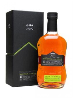 Isle of Jura Mountain of the Sound/ 15 Year Old /Cab Sauvignon Island Whisky