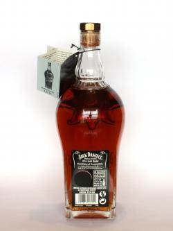 Jack Daniel's 1954 Gold Medal Back side