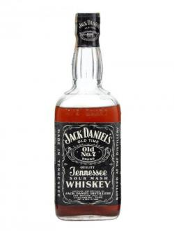 Jack Daniel's 5 Year Old / Distilled Spring 1955 Tennessee Whiskey