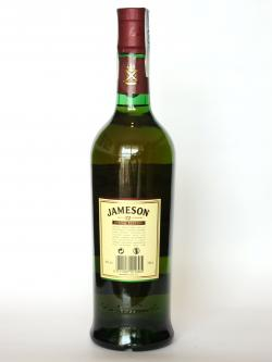 Jameson 12 year Special Reserve Back side