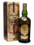 A bottle of Jameson Gold / Old Presentation Blended Irish Whiskey