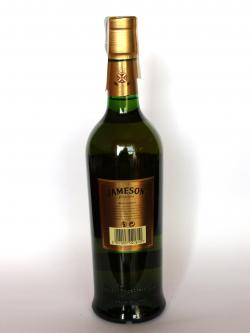 Jameson Gold Reserve Back side