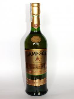 Jameson Gold Reserve Front side