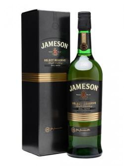 Jameson Select Reserve Small Batch Irish Blended Whisky