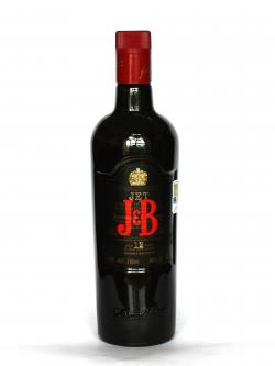 J&B Jet 12 year Front side