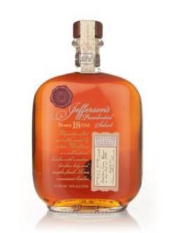 Jefferson's 18 Year Old Presidential Select