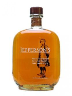 Jefferson's Bourbon Small Batch Kentucky Straight Bourbon Whiskey