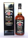 A bottle of Jim Beam Black