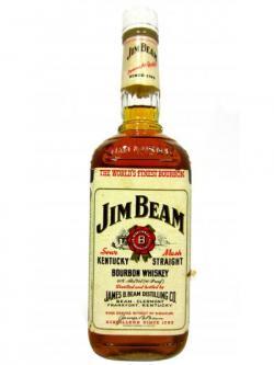 Buy Jim Beam Kentucky Straight Bourbon 4 Year Old Bourbon