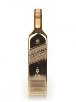 Johnnie Walker Gold Label Reserve Limited Edition Bottle