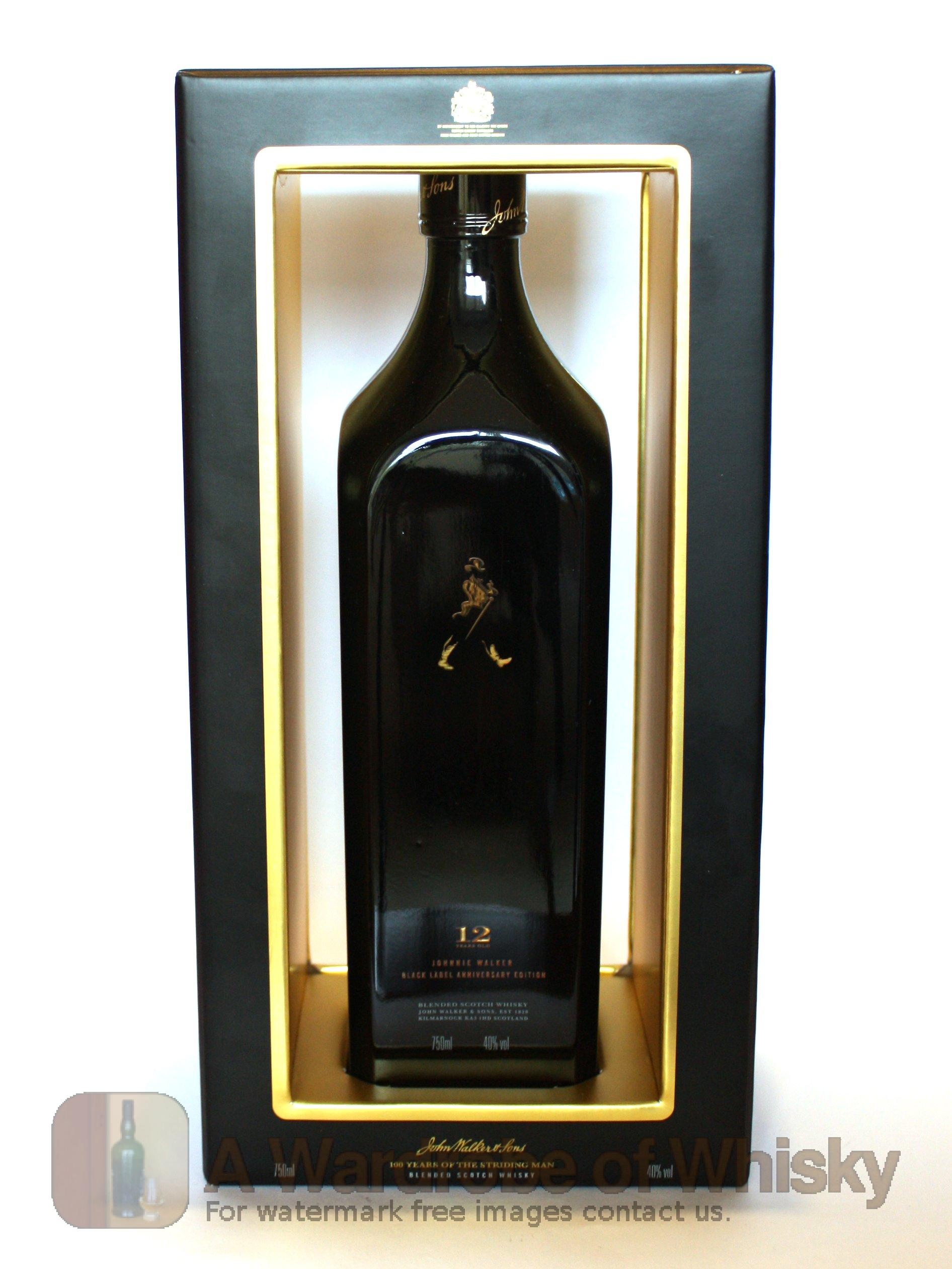 Buy Johnnie Walker S Black Label Centenary Edition Blended